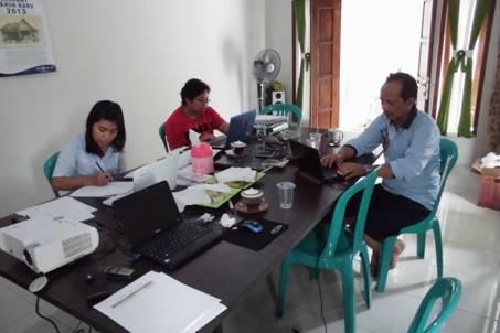 Implementasi MYOB di PT. Batara Tri Sukma - Semarang