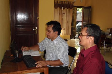 Training MYOB di Kab. Kotawaringin Barat - Kalbar