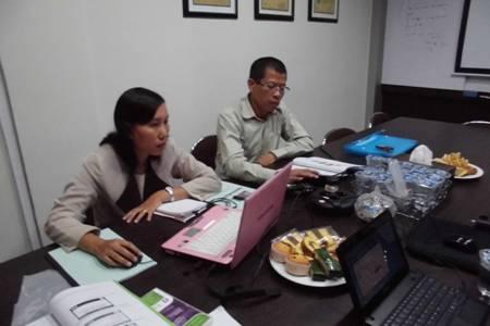 Implementasi MYOB di perusahaan tambang minyak, PT Adimas Kertajaya - Balikpapan