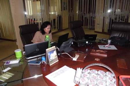 Implementasi MYOB di PT Bumi Subsea Indonesia - RPX Building Jakarta Selatan