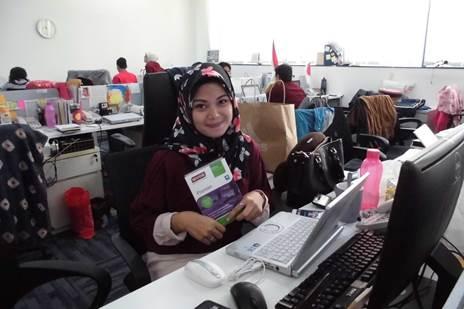 Implementasi MYOB di PT Brecruit Indonesia, Graha Pratama Office Building, Jakarta Selatan