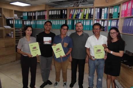 MYOB Training at Suarga Hotel, Jl. Pantai Labuan Sait,  Padang Padang Beach, Kuta Selatan - Bali