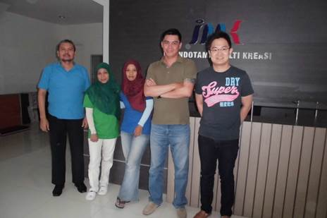 Setup & implementation at PT Indotama Multi Kreasi, Jl. Arya Kemuning No. 188 – Priuk Tangerang