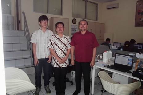 MYOB dan PT Bukit Intan Gemilang Lestari - Pesing Poglar, Cengkareng, Jakarta Barat