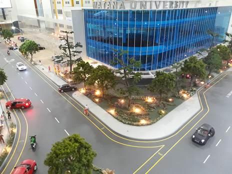 MYOB & Matana University, Jl. CBD Barat Kav. #1, Gading Serpong, Tangerang, Banten