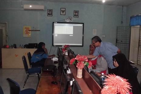 MYOB Training - SMA Negeri 5 Batam, Jl. Kavling Lama, Kel. Sagulung Kota, Kec. Sagulung – Batam