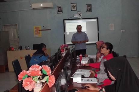 Training MYOB untuk Guru SMA Negeri 5 Batam, Jl. Kavling Lama, Kel. Sagulung Kota, Kec. Sagulung – Batam