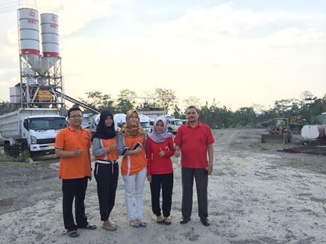 Training & Implementation ABSS di PT Nisajana Hasna Rizky (PT NHR) Tegal, Jl. Raya Yomani-Guci Km 3, Desa Wanawarih, Kecamatan Balapulang, Kab. Tegal - Jateng