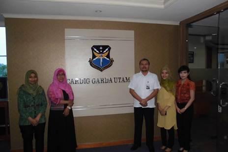 Training & implementatio ABSS di PT Cardig Garda Utama, Menara Cardig, Lantai 1, Jl. Halim Perdanakusuma, Kebon Pala, Jakarta Timur