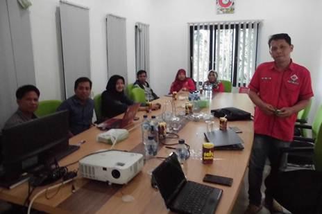 Training dan setup ABSS/MYOB di PT Wira Ariandi Utama, Jl. Sumatra No. 143, Tarakan, Kalimantan Utara