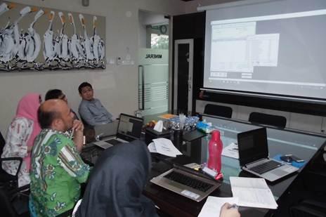 Training dan setup MYOB di PT Wargi Santosa, Jl. Adityawarman 1 No.2 , Blok M - Jakarta Selatan