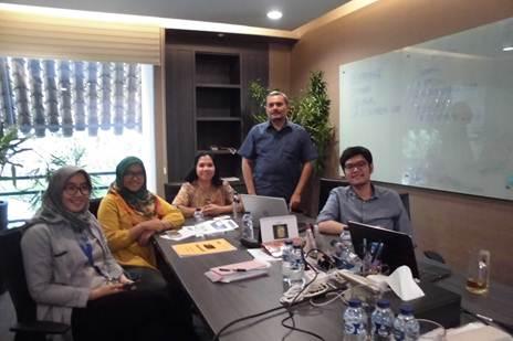 Training dan setup ABSS/MYOB di PT Deli Boga Rasa, Jl. Ciomas 5 No. 1A, Kel. Rawa Barat, Kebayoran Baru, Jakarta Selatan
